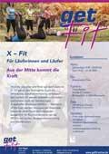 X-Fit - athletisches Ganzkörpertraining verbessert den Laufstil, Jens Nagel, GetFit Trier